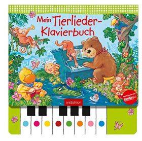 Mein Tierlieder Klavierbuch