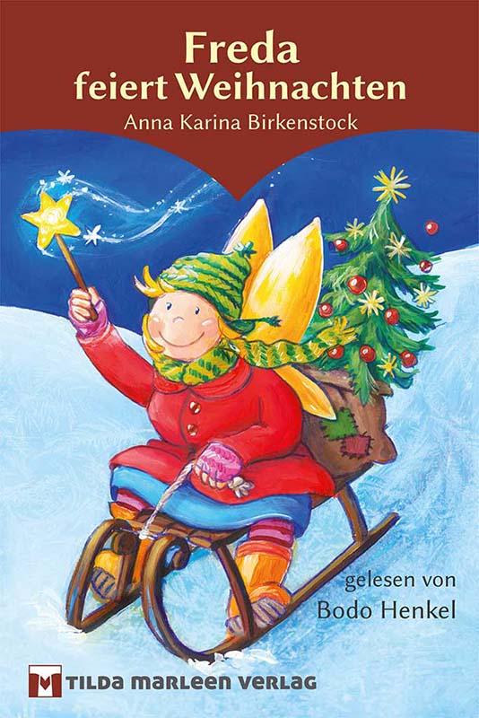 Freda feiert Weihnachten