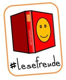 Logo #lesefreude